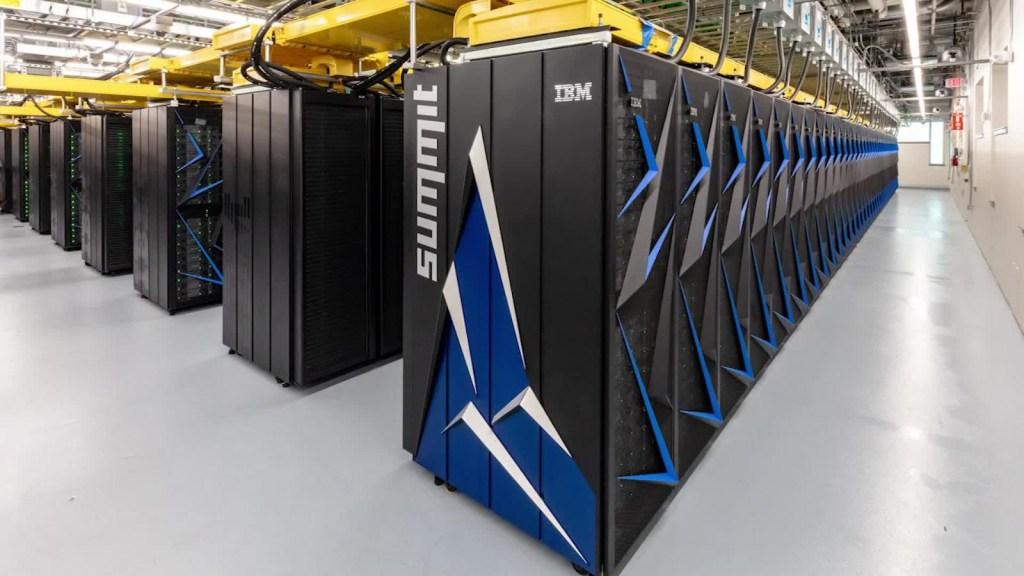Supercomputadoras se unen para combatir pandemia de coronavirus