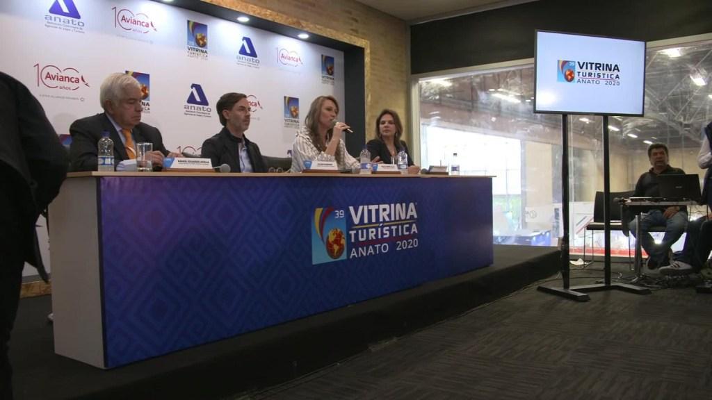 México participó con éxito en ANATO 2020