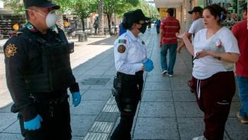 """México prevé alza """"importante"""" de casos de covid-19"""