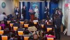 El equipo que combate el coronavirus desde la Casa Blanca