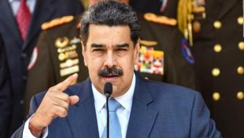 EE.UU. acusa a Maduro de narcoterrorismo