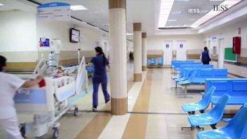 Médico en Ecuador: Recibiremos a los más graves por covid-19
