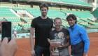 Rafael Nadal y Pau Gasol se unen para recaudar fondos por el coronavirus