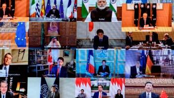 La cumbre virtual del G20 por la pandemia del covid-19