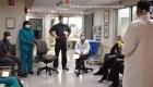 Cuomo: Sistema de salud de Nueva York colapsará
