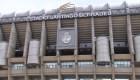 Santiago Bernabéu convertido en un depósito farmacéutico