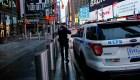 En Nueva York hay más de mil policias contagiados por coronavirus
