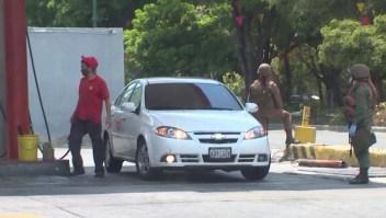 La gasolina ahora está reservada en Venezuela