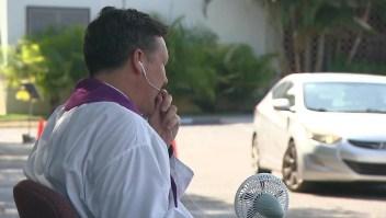 Iglesias en tiempo de covid-19: confesiones 'drive-thru'