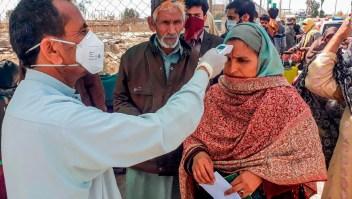 Irán despunta con nuevos casos de covid-19