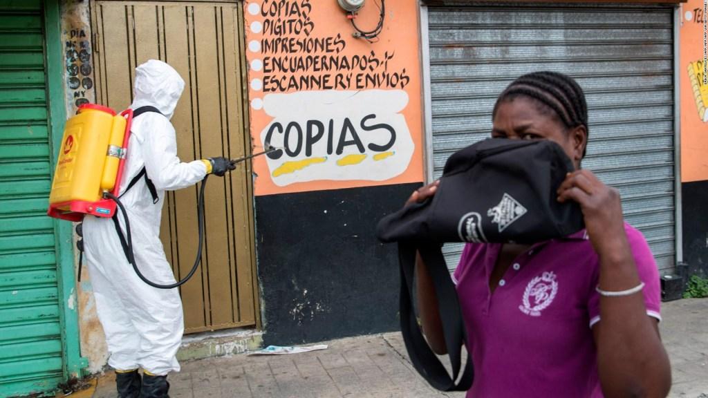 República Dominicana encabeza la mortalidad en Latinoamérica por covid-19