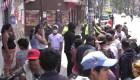 Venezolanos migrantes afectados por el coronavirus en Colombia