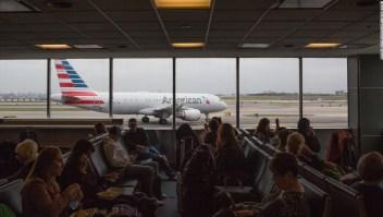 American Airlines tarifas por cancelación