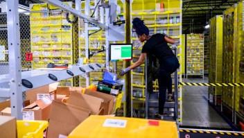 Los trabajadores de Amazon realizarán una huelga el lunes, exigiendo el cierre de las instalaciones de Staten Island