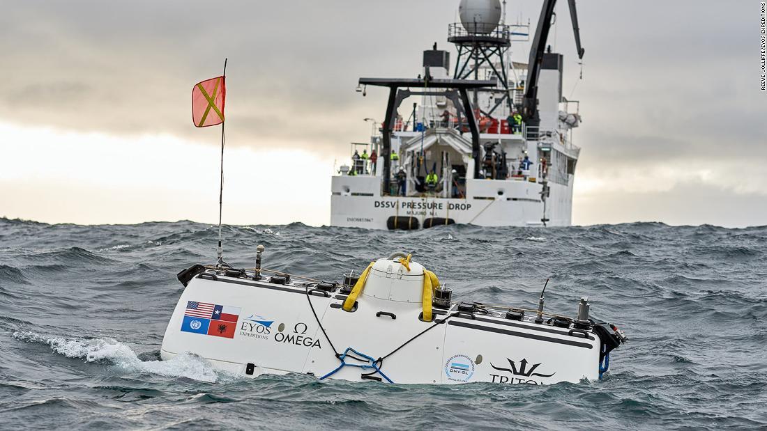 Por primera vez, los viajeros pueden unirse a una expedición al lugar más profundo de los océanos.