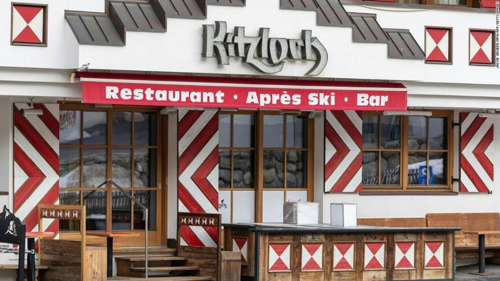 Cómo una estación de esquí austríaca ayudó al coronavirus a extenderse por Europa