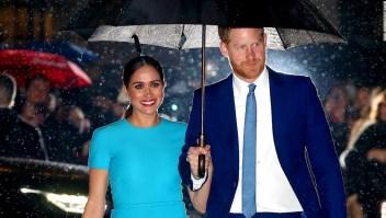 Enrique y Meghan comienzan vida fuera de la realeza