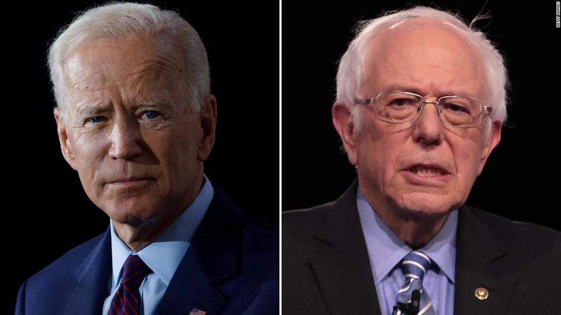 Biden vs. Sanders