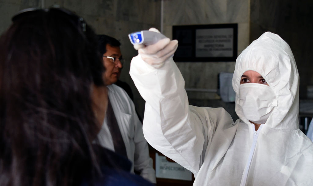 Paraguay impone nuevas restricciones por repunte de contagios de covid-19