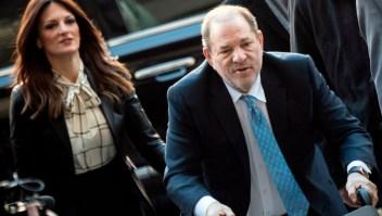 Harvey Weinstein, condenado a 23 años de cárcel