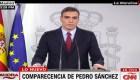 España anuncia estado de alarma por COVID-19