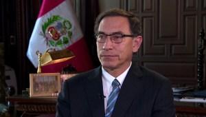 Martín Vizcarra destitución