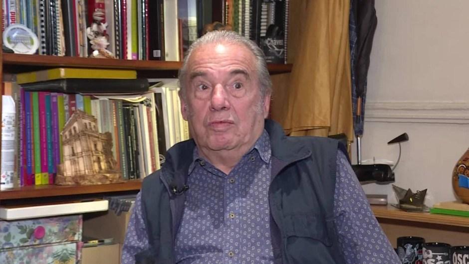 Muere el cantautor Óscar Chávez