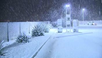 Tormenta invernal sacudirá California
