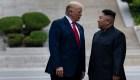 Así es la relación entre Trump y Kim Jong Un