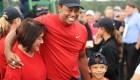 Tiger mantiene la tradición del Masters en cuarentena