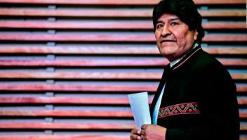 Evo Morales: EE.UU. no es una potencia mundial