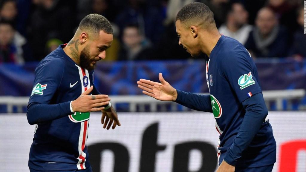 Francia: PSG gana el campeonato, concluido por el covid-19