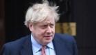 Boris Johnson fue dado de alta y agradece al personal médico