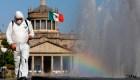 México: 55.951 casos de covid-19 bajo el modelo centinela