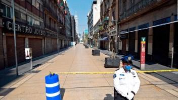 Así afecta el covid-19 a la movilidad de la Ciudad de México