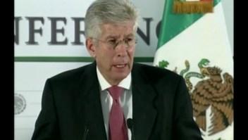 Peña Nieto lamenta muerte de uno de sus exministros