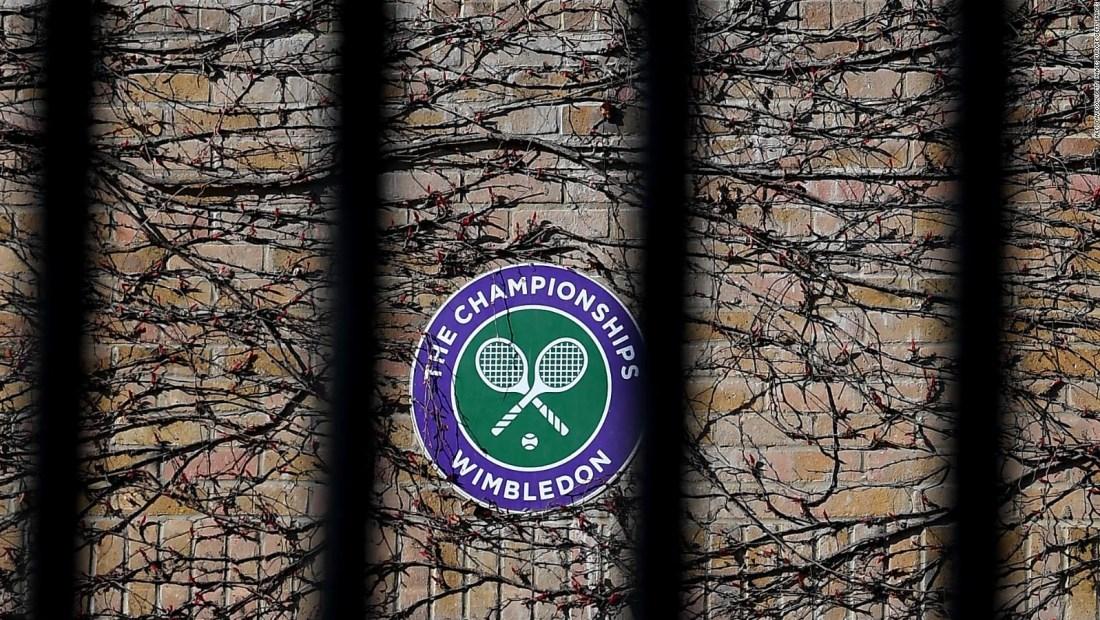 El torneo de Wimbledon es cancelado por el coronavirus