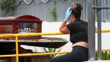 Coronavirus en Ecuador: cuerpos en las calles de Guayaquil