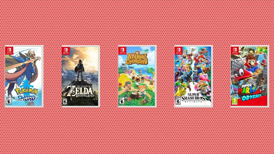 Mejores juegos Switch
