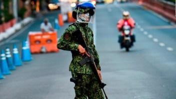 Filipinas: Infractores de la cuarentena pueden ser fusilados
