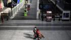 Evacuaciones médicas sin precedentes en Francia