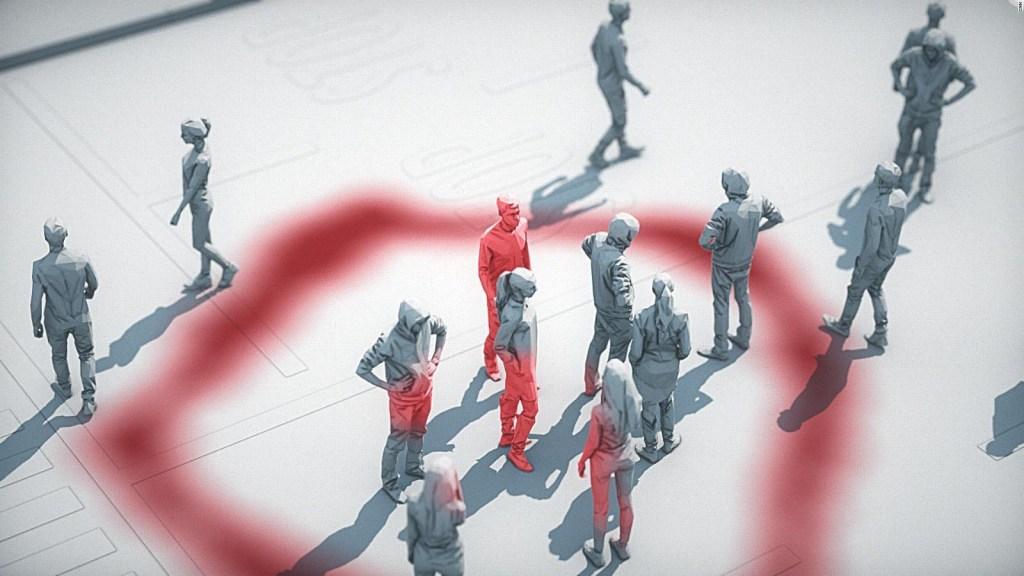 4 tips para un distanciamiento social efectivo
