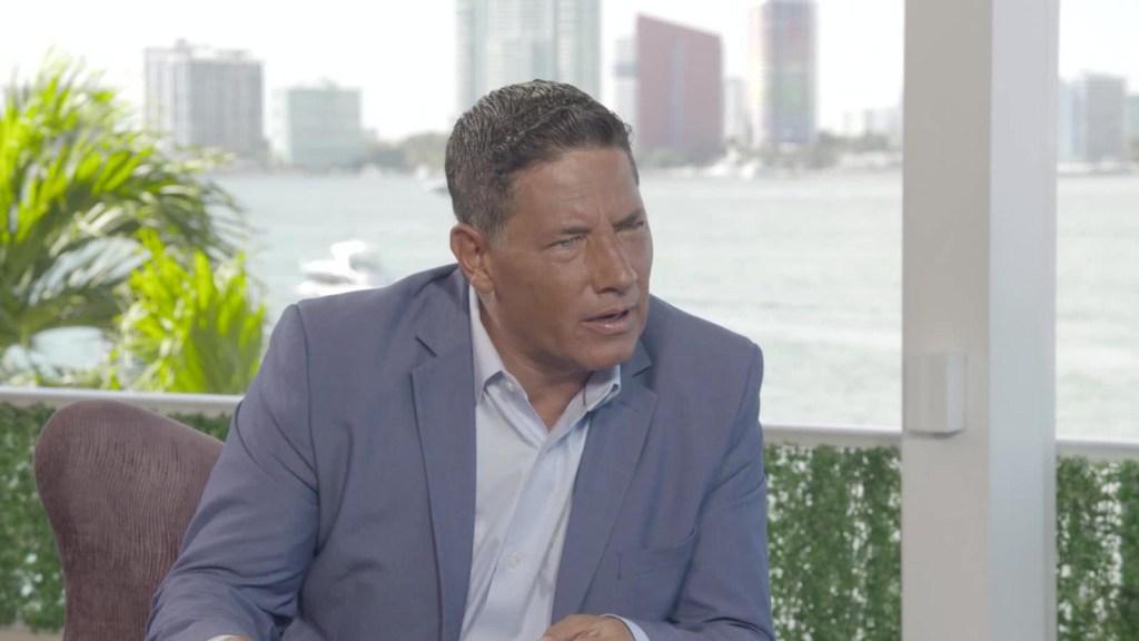 El relato estremecedor de Del Rincón sobre el terremoto en México