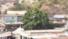 En Honduras usan drones para desinfectar las vías públicas