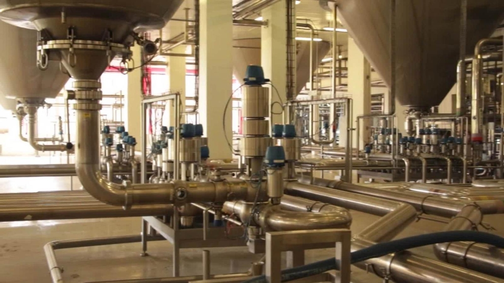 Fábrica de cerveza en Brasil produce gel antibacterial
