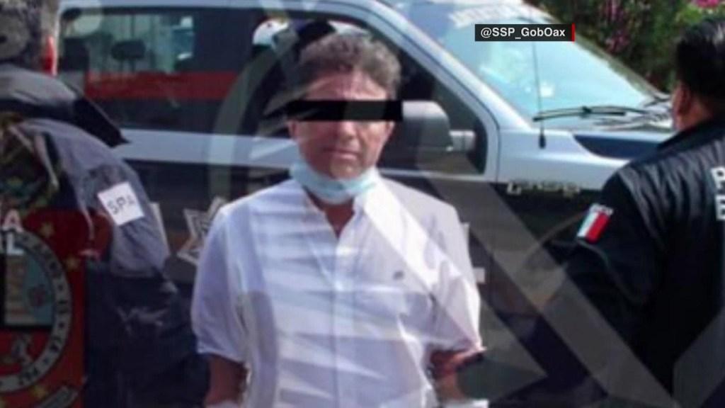 Oaxaca: Detienen a presunto responsable de ataque a saxofonista