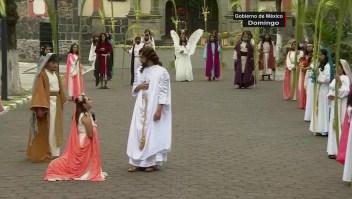 A puerta cerrada: Así lució la Semana Santa en México y el mundo