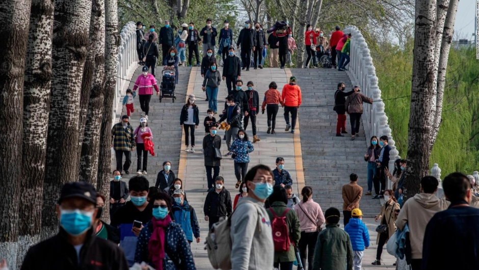 China no registra nuevas muertes por coronavirus