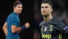 Federer desafía a Cristiano, LeBron y otros atletas