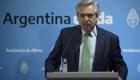 Fernández: La cuarentena sigue pero podemos flexibilizarla